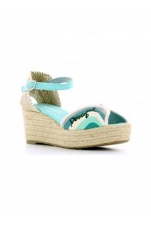 Desigual Sandales Medio 6 41SS237 Bleu