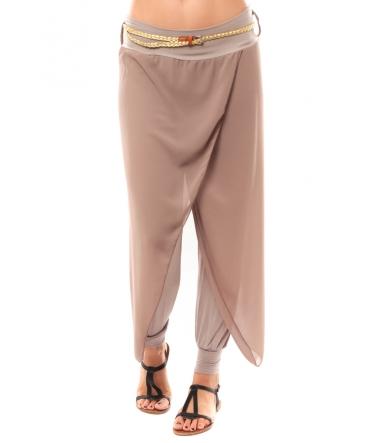 Dress Code Pantalon O.D Fahion Beige
