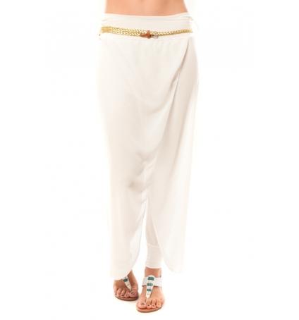 Dress Code Pantalon O.D Fashion Blanc