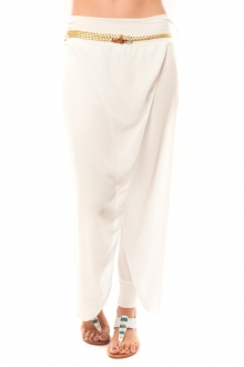 Dress Code Pantalon O.D Fahion Blanc