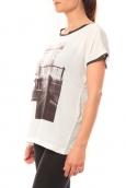 Vero Moda Weei SL Wide Top 10113882 Blanc