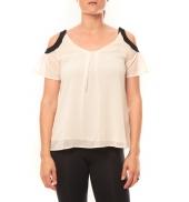 Comme des Garçons T-shirt Moni&Co 328 Blanc