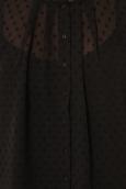 Vero Moda Stories L/S Shirt It 10115643 Noir