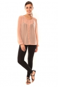 Vero Moda Stories L/S Shirt It 10115643 Rose