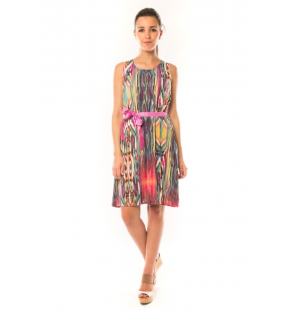 Dress Code Robe Elissa B369 Rose
