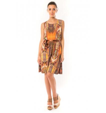 Dress Code Robe Elissa B369 Orange