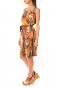 Dress Code Robe Elissa Orange