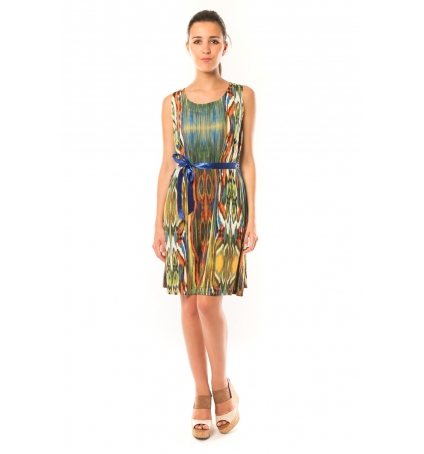Dress Code Robe Elissa B369 Bleu