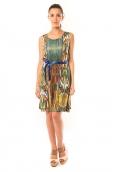 Dress Code Robe Elissa Bleu