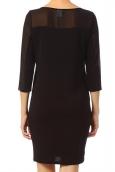 Vero Moda Jake 3/4 Short Dress It 10118490 Noir