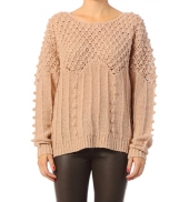 Vero Moda Carrara LS O-Neck Rep 1 10119638 Rose