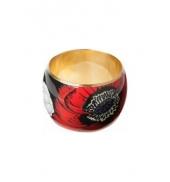 Desigual Bracelet Amapola 47G5666 Rouge