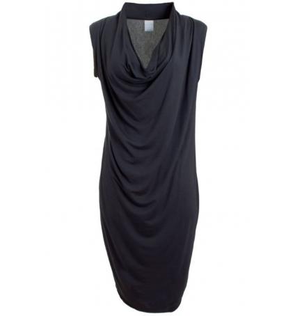 Vero Moda Dina Drapy S/L Short Dress It Bleu