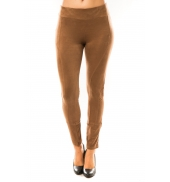 Sweet Company Pantalon Décontract Taupe