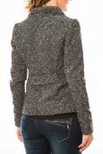 Vero Moda Sure Short Jacket 1011867 Gris