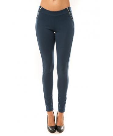 Coqueliquot Pantalon CQTW14615 Bleu