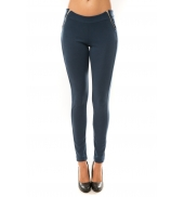 Coquelicot Pantalon CQTW14615 Bleu