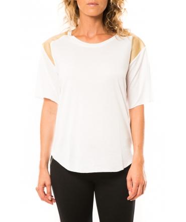 Coquelicot T-shirt CQTW14410 Blanc