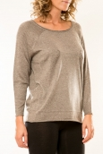 Vision de Rêve Pull 12018 Taupe