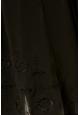 Vision de Rêve Chemisier Col Claudine IP11013 Noir