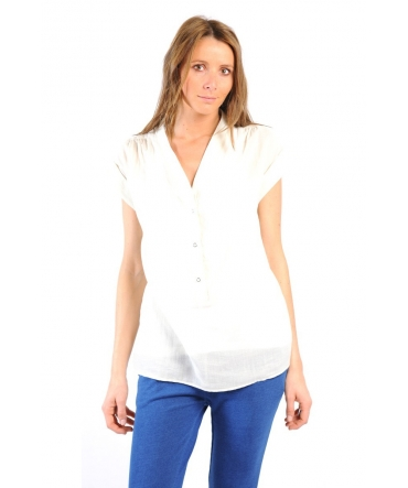 BlOUSE MIL140 NATUREL