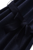 Petit Bateau Robe Manches Longues 1062413210 Bleu