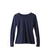 Petit Bateau T-shirt Manches Longues 10622 13 Bleu