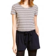 Petit Bateau T-shirt Manches Courtes 10620 72 Blanc