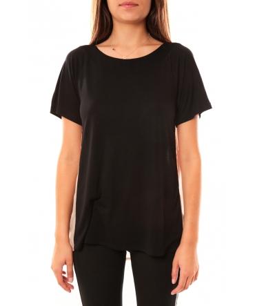 Coquelicot T-shirt CQTW14311 Noir