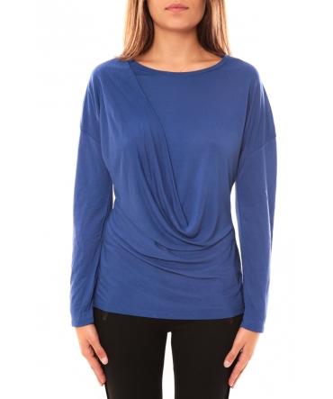 Coquelicot T-shirt CQTW14303 Bleu