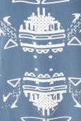 Coquelicot Tunique CQTW14206 Bleu