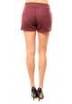 Coquelicot Short CQTW14617 Bordeaux