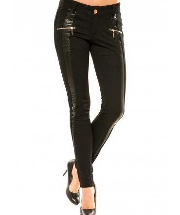 Comme Des Garçons Pantalon Clara's 5025 Noir
