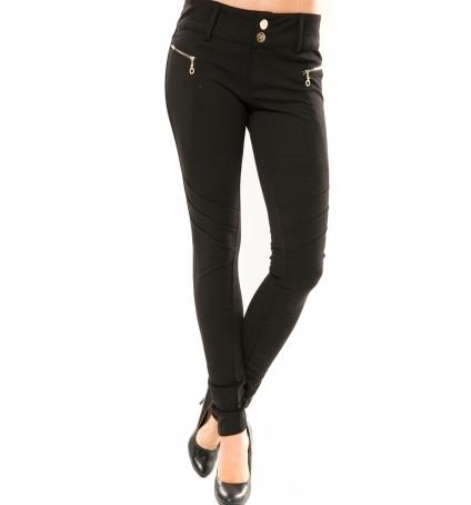 Comme Des Garçons Pantalon Clara's 8018 Noir