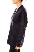 TCQB Robe Pull Lely Wood L586 Bleu