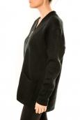 TCQB Robe Pull Lely Wood L586 Noir