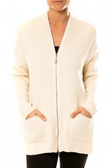 TCQB Robe Pull Lely Wood L586 Blanc