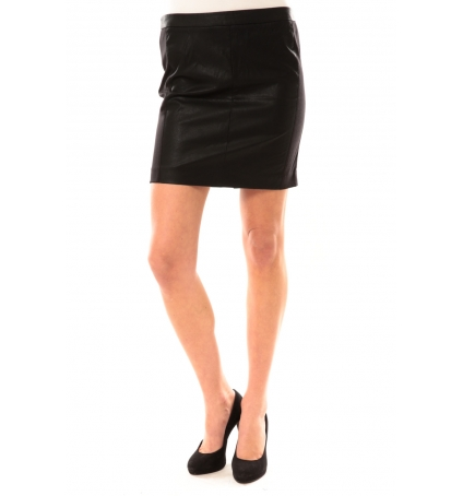 Vero Moda Beverly NW Short Skirt EX8 10100426 Noir