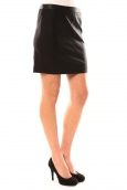 Vero Moda Beverly NW ShorT SkirtT EX8 10100426 Noir
