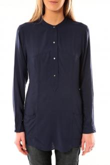 Vero Moda Alec L/S Tunic W/Out Top Pockets 10097849 Bleu