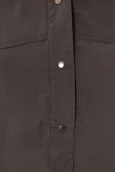 Vero Moda Alec L/S Tunic W/Out Top Pockets 10097849 Asphalte