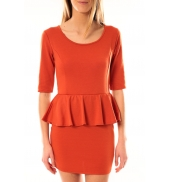 TCQB Robe Moda Fashion Rouge