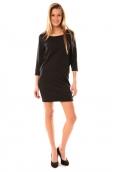 Vero Moda Greg 3/4 Short Dress 10098979 Noir
