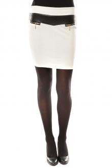 Nina Rocca Jupe J.X Fashion Blanc