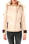 Sweet Company Veste Flamant Rose 8A161 Beige