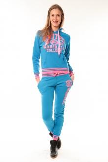 Total Look United Marshall Bleu/Rose