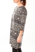 Dress Code Tunique Moda H G-0097-40 Noir