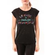 Little Marcel Tee-shirt Tamia E15FTSS0124 Noir