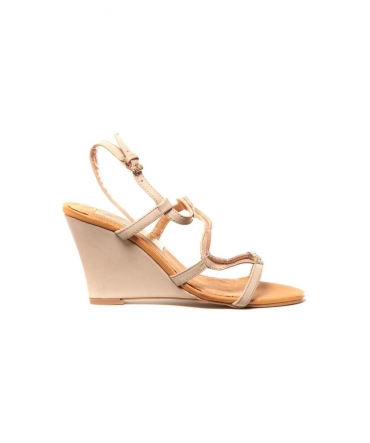 Cassis Côte D'azur Chaussures Alefe Taupe