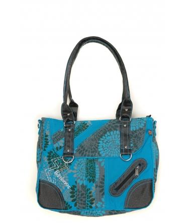 Bamboo's Fashion Petit sac besace Sydney GN-147 Bleu